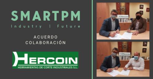 Acuerdo de colaboración entre Hercoin y SMARTPM